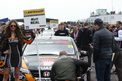 Matt Neal, Team Dynamics, Honda Civic Type R