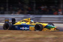 Michael Schumacher, Benetton B191