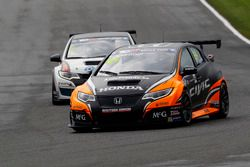 Tom Coronel, Boutsen Ginion Racing, Honda Civic Type-R TCR