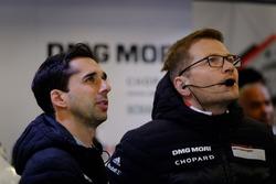 Neel Jani, Porsche Team, Andreas Seidl, Team Principal Porsche Team