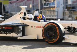 F1 Experiences, vettura biposto
