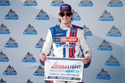Ganador de la pole Ryan Blaney, Wood Brothers Racing Ford