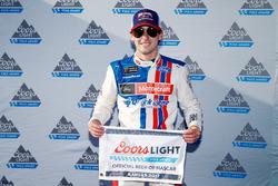 Polesitter: Ryan Blaney, Wood Brothers Racing, Ford