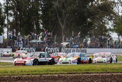 Prospero Bonelli, Bonelli Competicion Ford, Mathias Nolesi, Nolesi Competicion Ford, Christian Dose, Dose Competicion Chevrolet