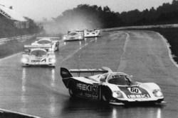 Vern Schuppan, George Fouche, Keiichi Suzuki, Porsche 956