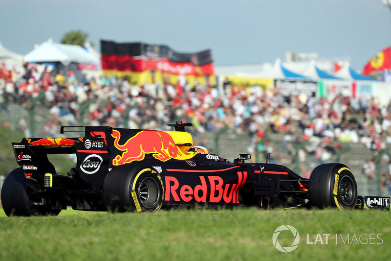 Max Verstappen disputou dois GPs em Austin e em 2015 foi quarto colocado.