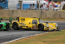 Trouble for the #85 JDC/Miller Motorsports ORECA 07: Stephen Simpson, Mikhail Goikhberg, Chris Mille