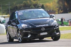Elio Barbezat, Opel Corsa OPC, Guex Motorsport, Rennen 2