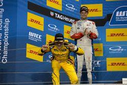 Podyum: 1. Gabriele Tarquini, LADA Sport Rosneft, Lada Vesta