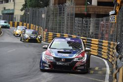 Tin Sritrai, Team Thailand Honda Civic TCR