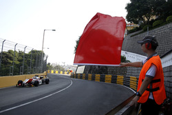 Drapeau rouge, Nick Cassidy, SJM Theodore Racing by Prema Dallara Mercedes