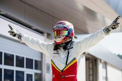 Winner Raoul Hyman, Campos Racing