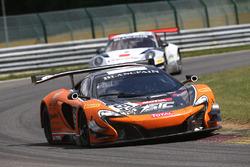 #59 Strakka Racing McLaren 650S GT3: Andrew Watson, Jazeman Jaafar, Dean Stoneman