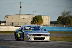 #47 TA2 Dodge Challenger, AJ Henricksen, ECC Motorsports