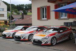 Toyota GT86 Race, Swiss Race Academy