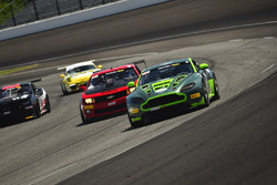 #2 TA3 Aston Martin Vantage GT4, Steven Davidson, Automatic Racing, #65 TA4 Chevrolet Camaro, Joe Bo