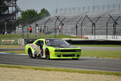 #11 TA2 Dodge Challenger, Andy Lee, Stevens-Miller Racing