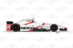 James Davison, Dale Coyne Racing, Honda
