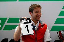 #9 Audi Sport Team WRT, Audi R8 LMS: Robin Frijns