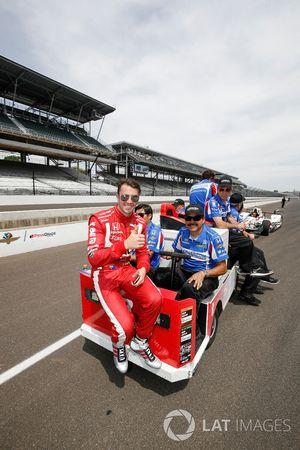 Джеймс Дэвисон, Dale Coyne Racing Honda