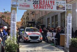 Tobia Gheno, Giuseppe Zamboni, For Sport ASD, Peugeot 208 R2B