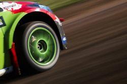 Le Championnat du monde de Rallycross à Barcelone