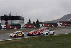 Mato Homola, DG Sport Compétition, Opel Astra TCR, James Nash, Lukoil Craft-Bamboo Racing, SEAT León TCR, Dusan Borkovic , GE-Force, Alfa Romeo Giulietta TCR