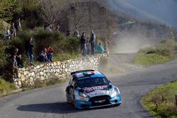 Ivan Ferrarotti, Gaetano Caputo, Ford Fiesta R5, Movisport