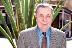 Mario Poltronieri, commentatore F.1 Rai