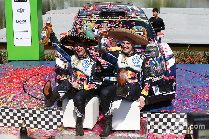 2016: Jari-Matti Latvala, Miikka Anttila, Volkswagen Polo R WRC