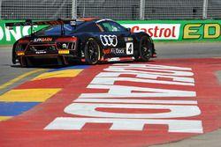 #4 Audi R8 LMS: James Koundouris, Markus Marshall