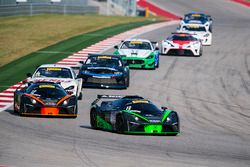 #13 ANSA Motorsports KTM Xbow GT4: Brett Sandberg