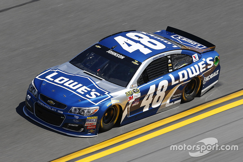 #48 Jimmie Johnson (Hendrick-Chevrolet)