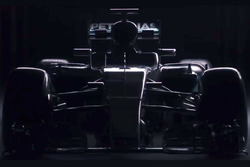 Mercedes W07 onthulling