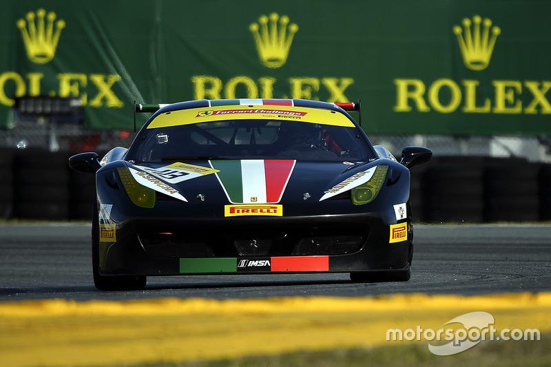 #113 Ferrari of San Francisco Ferrari 458: Geoff Palermo