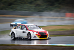 Kris Richard, Campos Racing, Chevrolet RML Cruze TC1