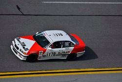 #170 MP3B BMW 328, Pedro Redondo Jr., Pedro Redondo Sr., TLM USA