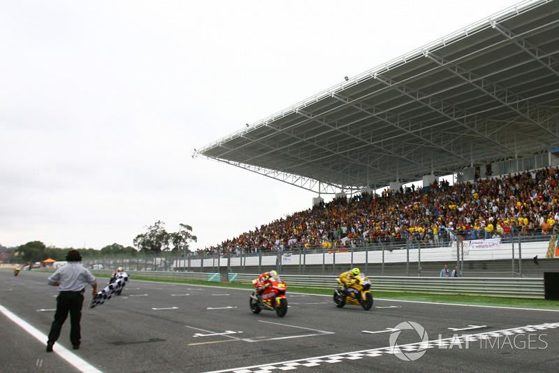 #1: GP Portugal 2006 in Estoril: 0,002 Sekunden