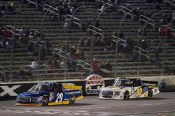 Chase Briscoe, Brad Keselowski Racing Ford, Regan Smith, Ricky Benton Racing Ford