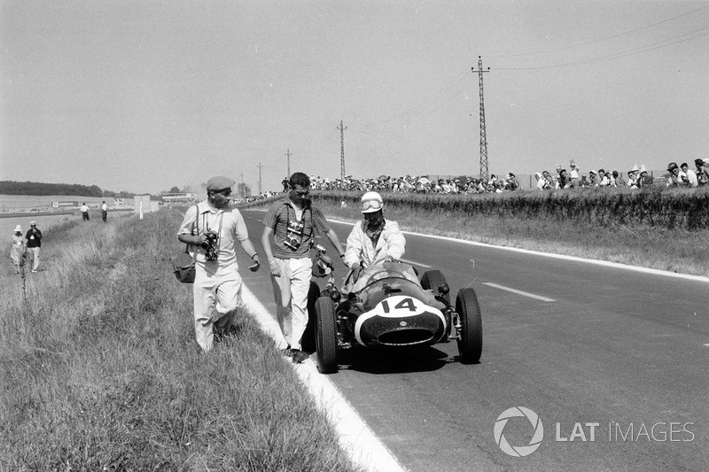 Maurice Trintignant, Cooper T51