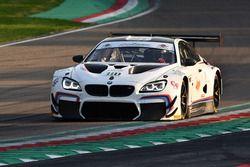 #15 BMW M5-GT3, BMW Padova Team: Comandini-Cerqui