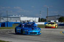 #25 TA2 Chevrolet Camaro, Tony Ave of BC Race Cars