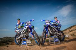 Jeremy Van Horebeek and Romain Febvre, Yamaha Factory Racing Team