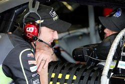 Chad Knaus and Jimmie Johnson, Hendrick Motorsports Chevrolet Camaro