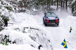 Hayden Paddon, Sebastian Marshall, Hyundai i20 WRC, Hyundai Motorsport