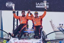 Dennis Radstrom, Johan Johansson, Ford Fiesta R2