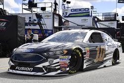Aric Almirola, Stewart-Haas Racing, NAPA Auto Parts Ford Fusion