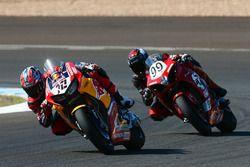 Takumi Takahashi, Honda World Superbike Team, Dominic Schmitter, eighty one HPC-Power Suzuki Racing