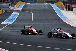Simo Laaksonen, Campos Racing and Julien Falchero, Arden International