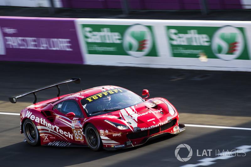 11. LMGTE-Am: #85 Keating Motorsports, Ferrari 488 GTE